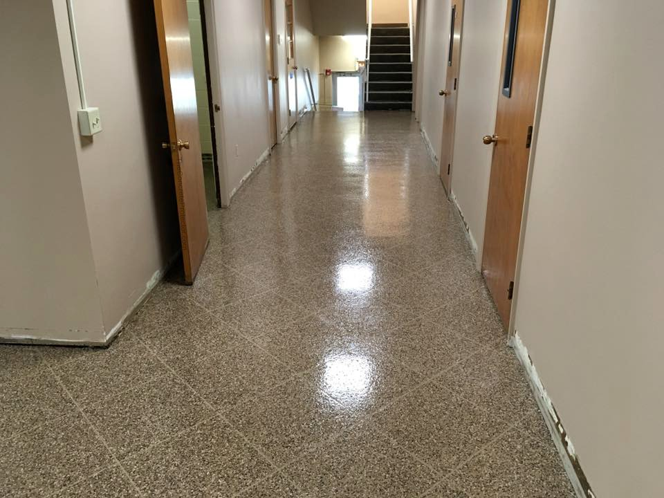 Epoxy Tile Flooring | Piqua Ohio