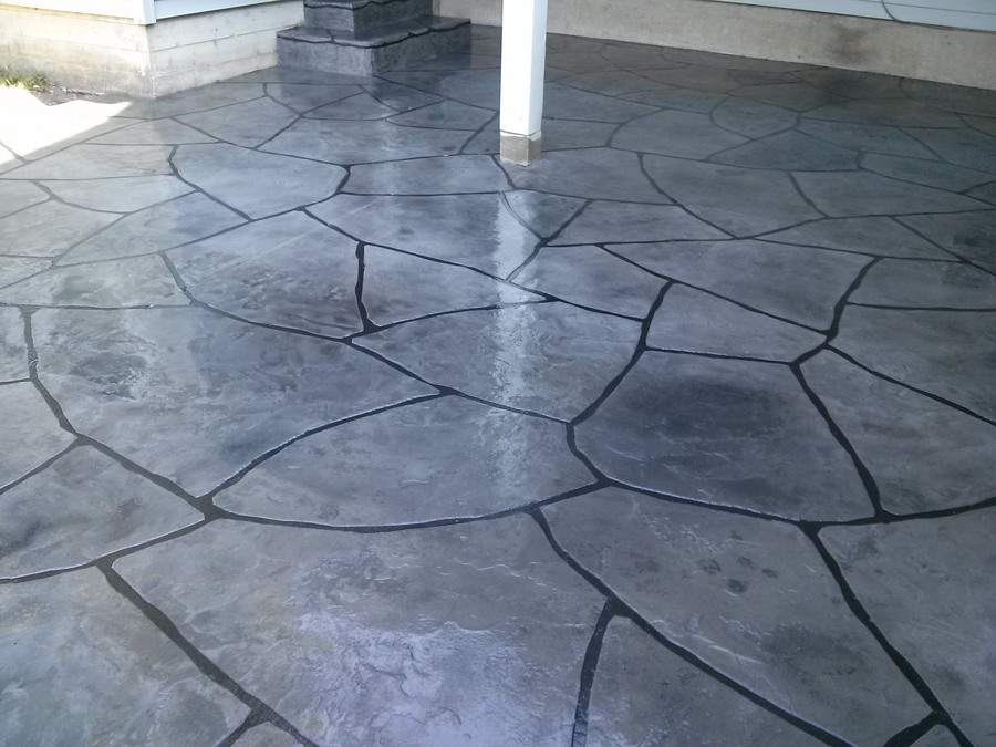 Grand Flagstone Concrete | Piqua Ohio