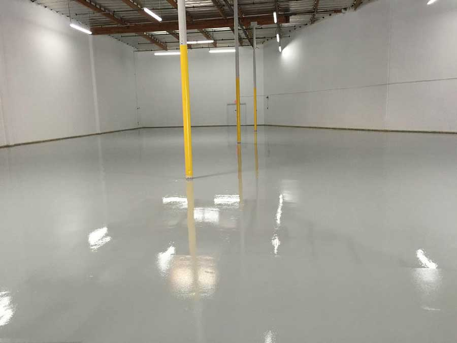 RESINOUS FLOORING | 360 COATINGS